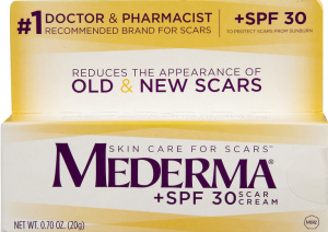 Mederma Cream With SPF 30